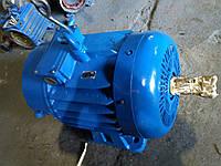 Электродвигатель крановый МТН 412-6 30 кВт 1000 об