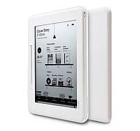 Б/У Электронная книга iRiver Story EB05 6', 2Gb, cенсорный экран, 800х600, SD/SDHC, 1800 мАч, Wi-Fi, miniUSB, 3,5 мм аудио, гиродатчик, встроенный