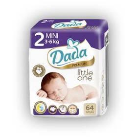 Подгузники детские DADA 2 (3-6кг, 74шт)