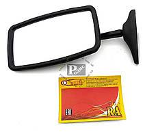 Зеркало наружное ВАЗ 21011, 2101, 21013 крашенное металлическое в вакуумной упаковке