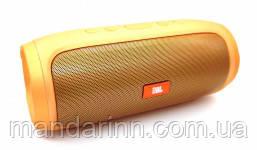 Портативная акустическая система JBL Charge 4 GOLD с поддержкой Bluetooth. Оригинал., фото 1