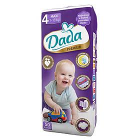 Подгузники детские DADA 4 (7-18кг, 50шт)
