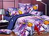 Комплект постельного белья XHY875 полуторный (TAG policotton-286)