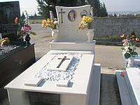 Памятник из мрамора № 2091