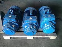 Крановый двигатель  МТФ 411-8 15 кВт 715 оборотов