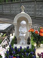 Памятник из мрамора № 2093