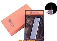 Зажигалка в подарочной упаковке BROAD (Турбо пламя) №4471