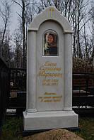 Памятник из мрамора № 2095