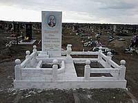 Памятник из мрамора № 2097