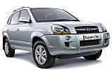 Панель передняя на Хьюндай Туксон(Hyundai Tucson) 2003-2010, фото 2