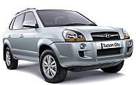 Крыло правое заднее на Хьюндай Туксон(Hyundai Tucson) 2003-2010