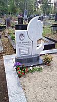Памятник из мрамора № 2100