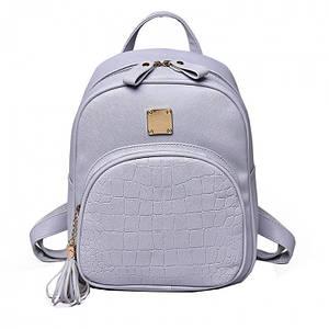 Рюкзак женский Chris 10, серый