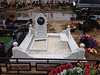 Памятник из мрамора № 2104
