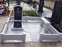Памятник из мрамора № 2105