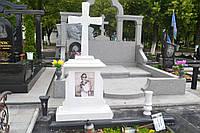 Памятник из мрамора № 2107