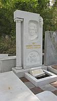 Памятник из мрамора № 2111