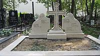 Памятник из мрамора № 2112