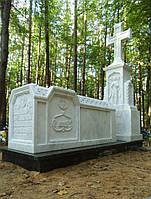Памятник из мрамора № 2113, фото 1