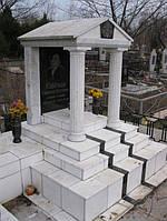 Памятник из мрамора № 2115