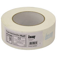 Армирующая бумажная лента для швов Курт Кнауф (Fugendeckstreifen Kurt, Knauf) 50мм*75м