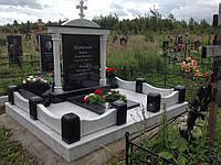 Памятник из мрамора № 2120