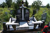 Памятник из мрамора № 2121