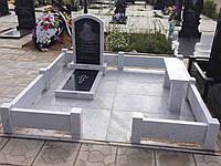 Памятник из мрамора № 2122