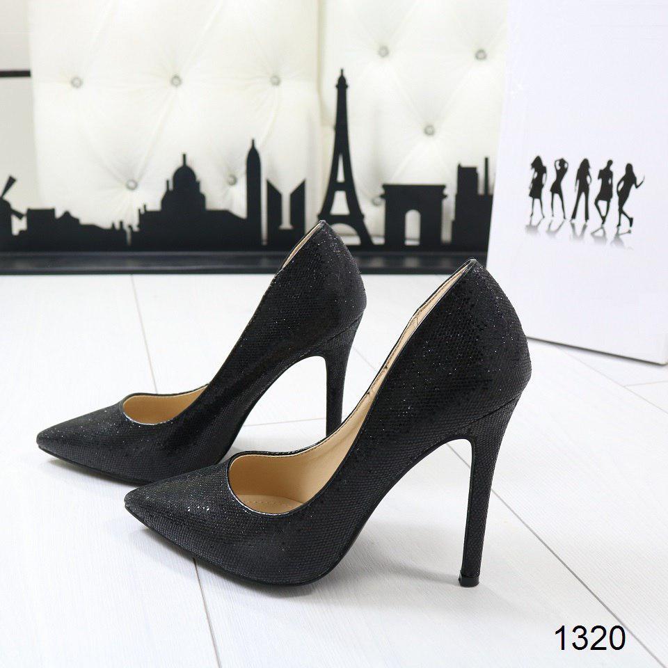 Женские туфли на высоком каблуке  485 грн. - Туфлі Кременчук ... 49c41a9321fc5