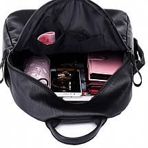 Рюкзак женский Chris черный, фото 3