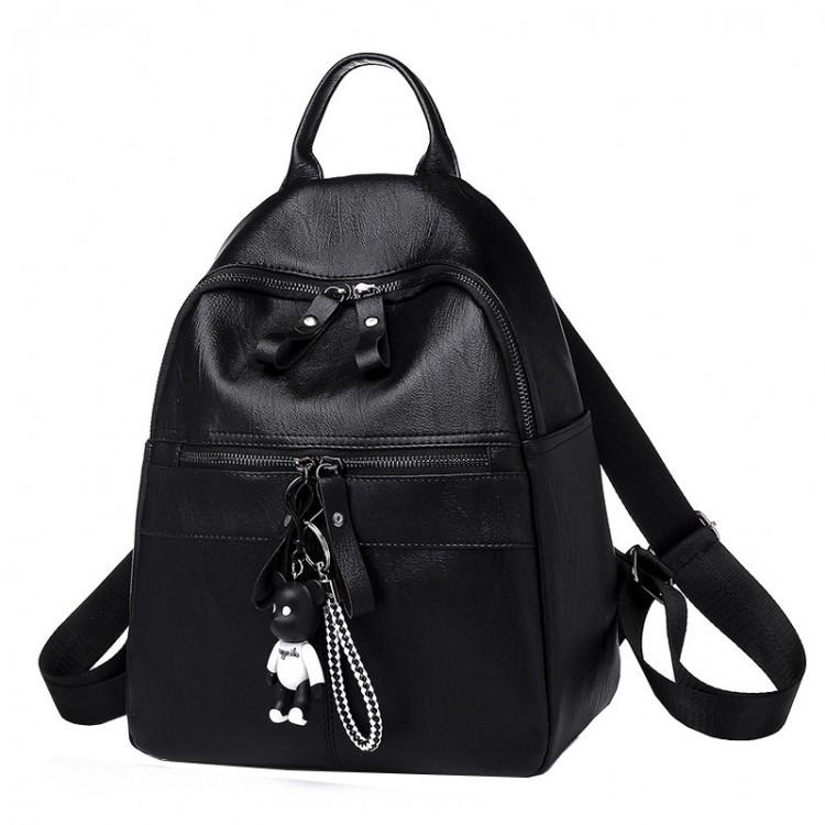 Рюкзак женский Chris черный