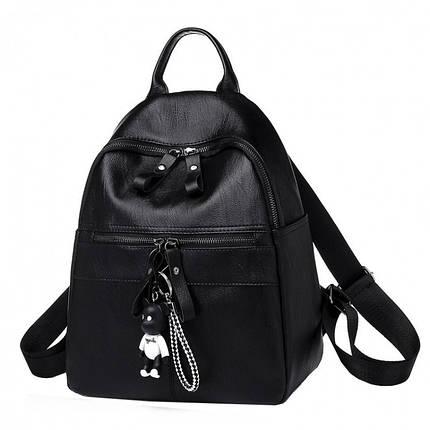 Рюкзак женский Chris черный, фото 2