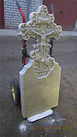 Памятник из мрамора № 2126