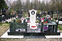 Памятник из мрамора № 2128