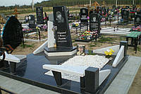 Памятник из мрамора № 2130