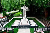 Памятник из мрамора № 2133