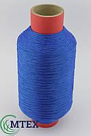Нить капроновая 1,5 кг синяя 187*3(1,2мм) крученая полиамидная