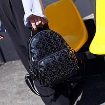 Рюкзак женский Crystal черный eps-8095, фото 3