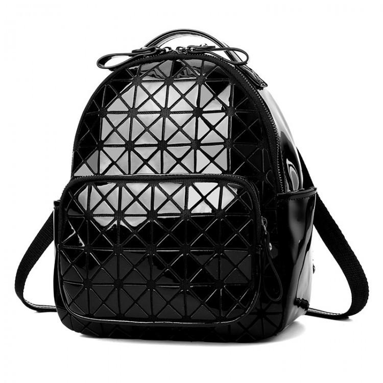 Рюкзак женский Crystal черный eps-8095