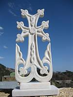 Памятник из мрамора № 2136
