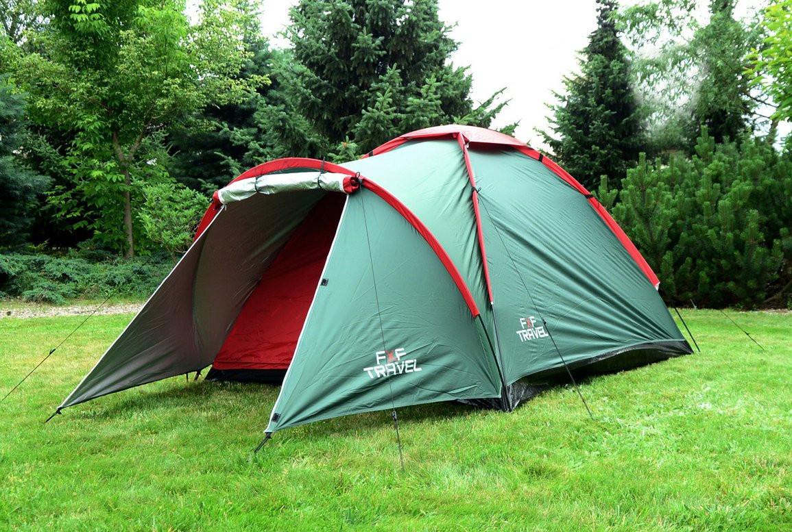 Палатка для 3-х человек IGLO FXF Travel 210x180x130