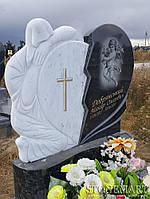 Памятник из мрамора № 2139