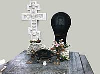 Памятник из мрамора № 2140