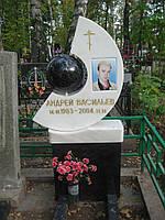 Памятник из мрамора № 2144