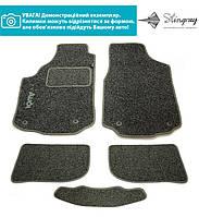 Комплект з 5-х текстильних ковриків Stingray CIAK BLACK/GREY в салон BMW/ E-39 МКП SD 1996-2003, фото 1
