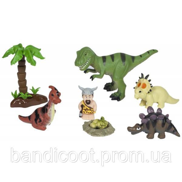 Приключения Тома и динозавров, World Animals