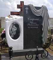 Памятник из мрамора № 2145