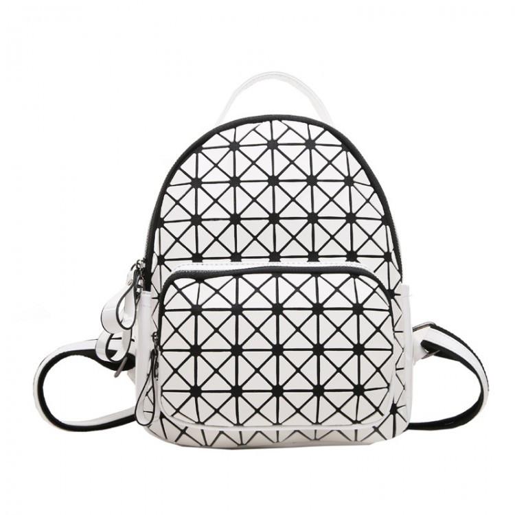 Рюкзак женский Crystal белый eps-8093