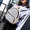 Рюкзак женский Crystal белый eps-8093, фото 4