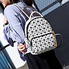 Рюкзак женский Crystal белый eps-8093, фото 6